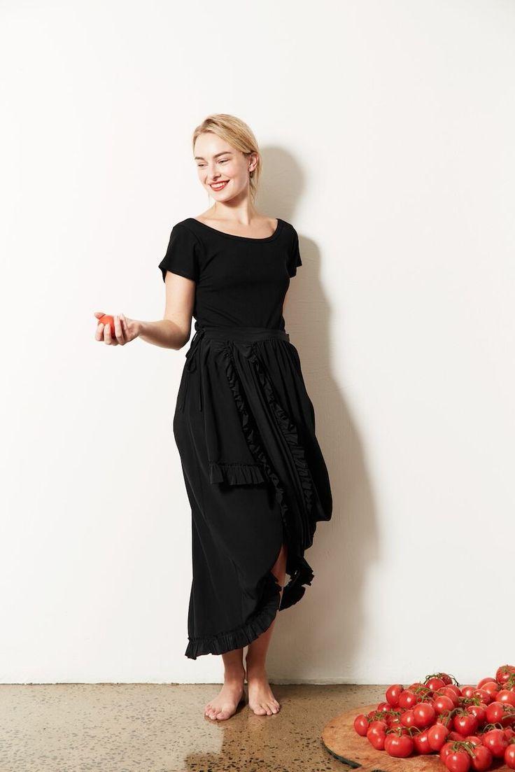 Maud Dainty - Rough Skirt