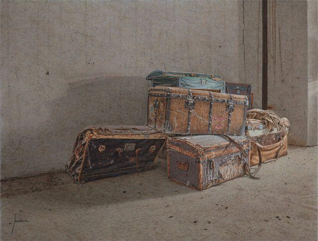 Βαλίτσες σε μια γωνία (2012)