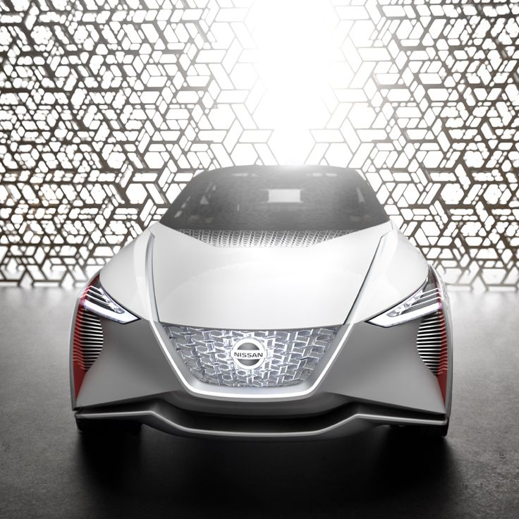 nissan presents IMx zero emission self driving concept car at tokyo motor show