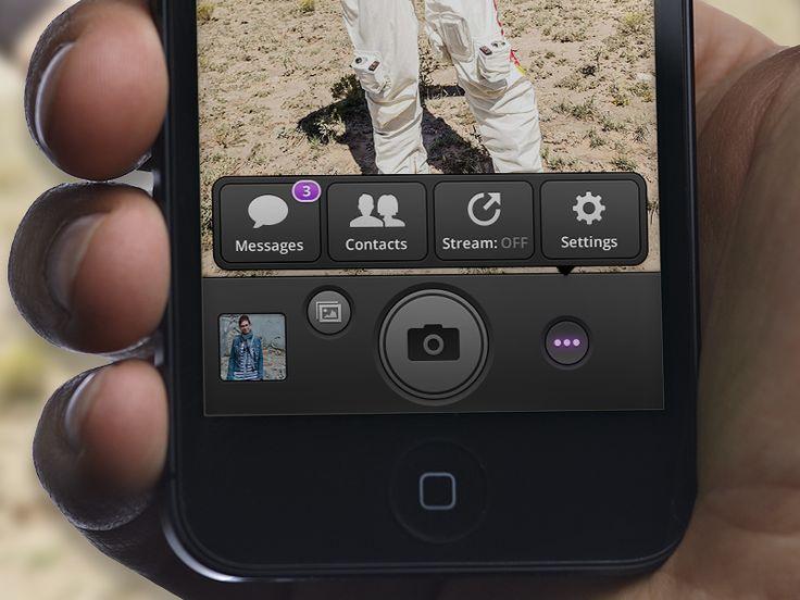 标签栏Popover  -  iPhone的用户界面