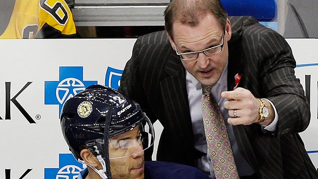 Pittsburgh Penguins head coach Dan Bylsma gets 2 year extension!!