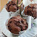 Il y a quelques temps une lectrice m'avait dit que le test de ces muffins avait été un échec cuisant ! Une deuxième lectrice idem, du coup...