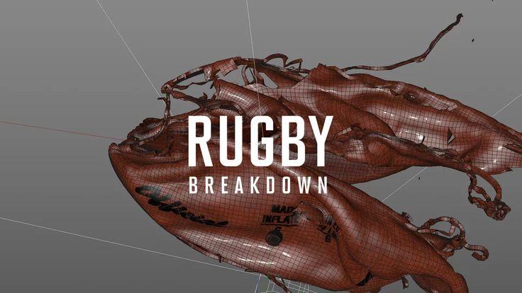 Rugby TV Spot (Breakdown) on Vimeo