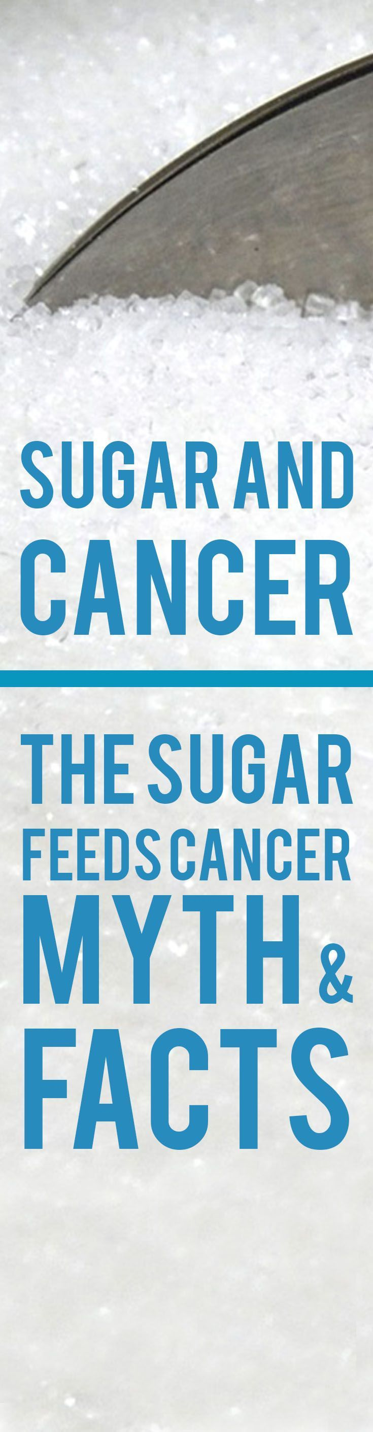 The sugar and cancer connection has been a question for quite some time. Type cancer and into Google and the word sugar or carbs will inevitably pop up. Its a common belief that sugar feeds cancer cells and that you need to completely eliminate