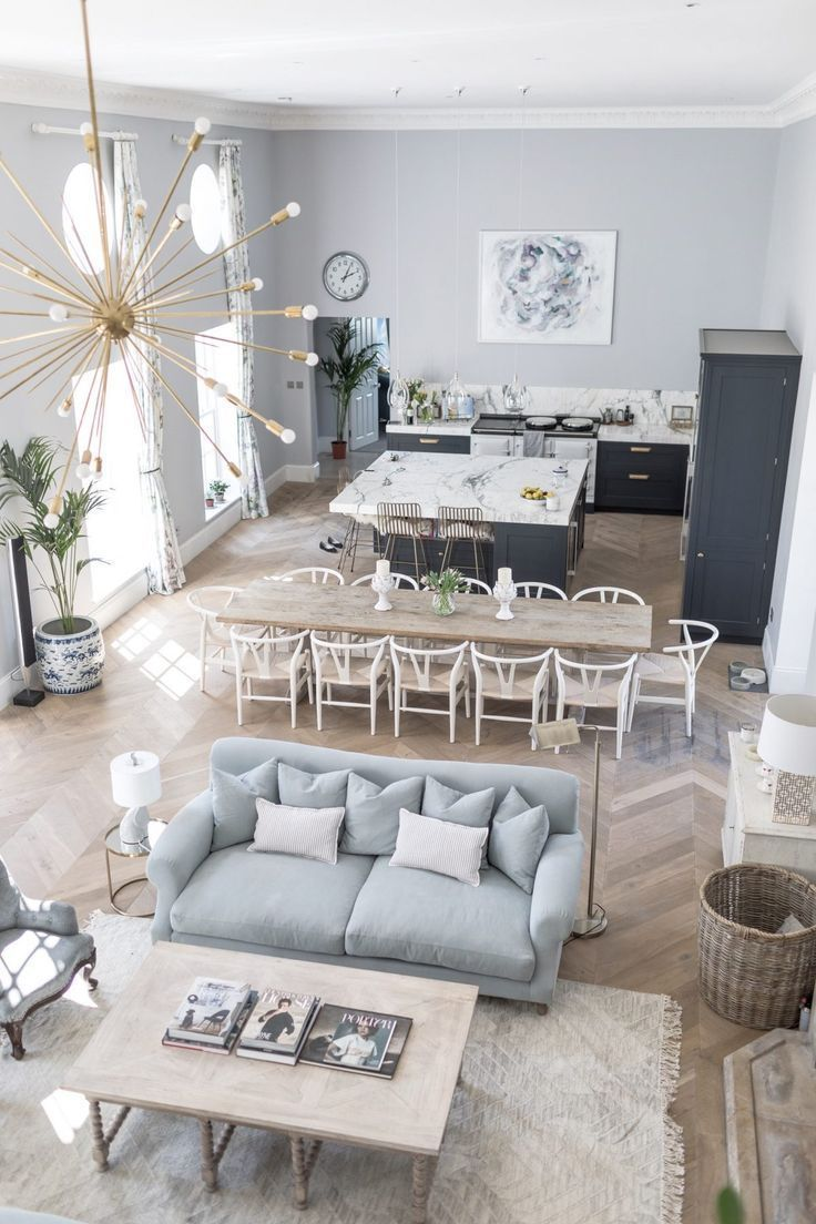 This home design is a knockout! #HomeDecorInspo