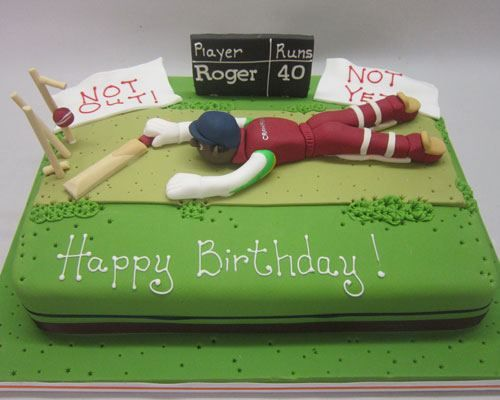 53 best images about cricket themed cakes on Pinterest ...