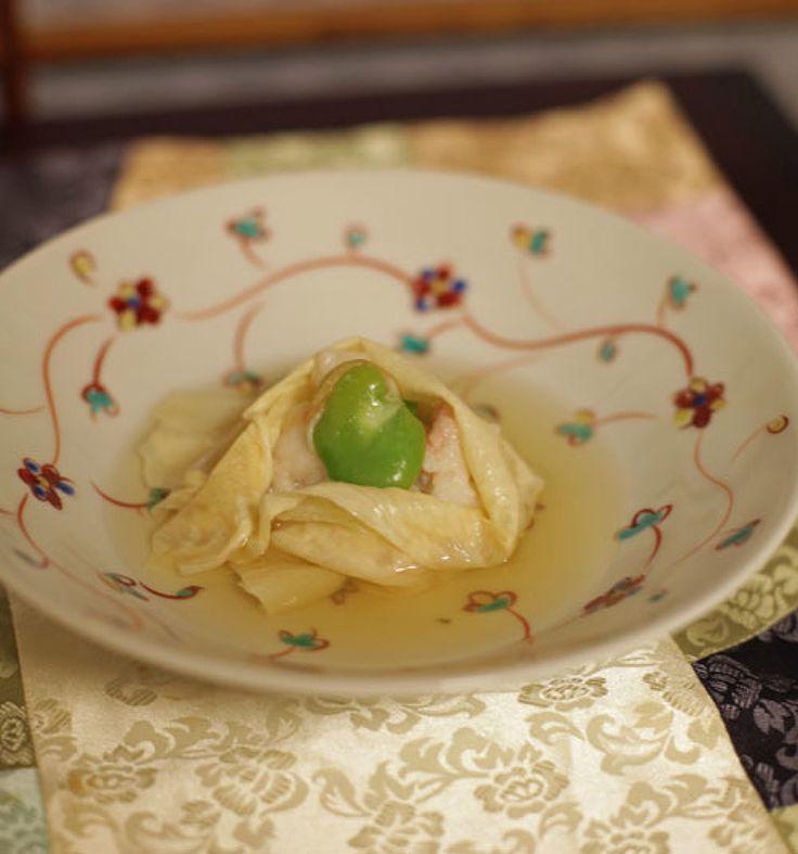 湯葉ぎょうさ さかなのすりみ by 仙台料理教室 / ヘルシー料理 / Nadia