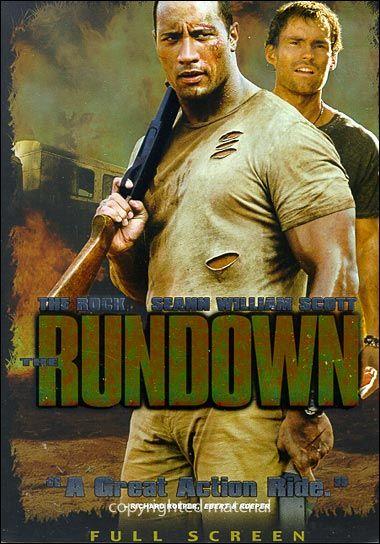 Rundown, The (Fullscreen) (DVD 2003) | DVD Empire