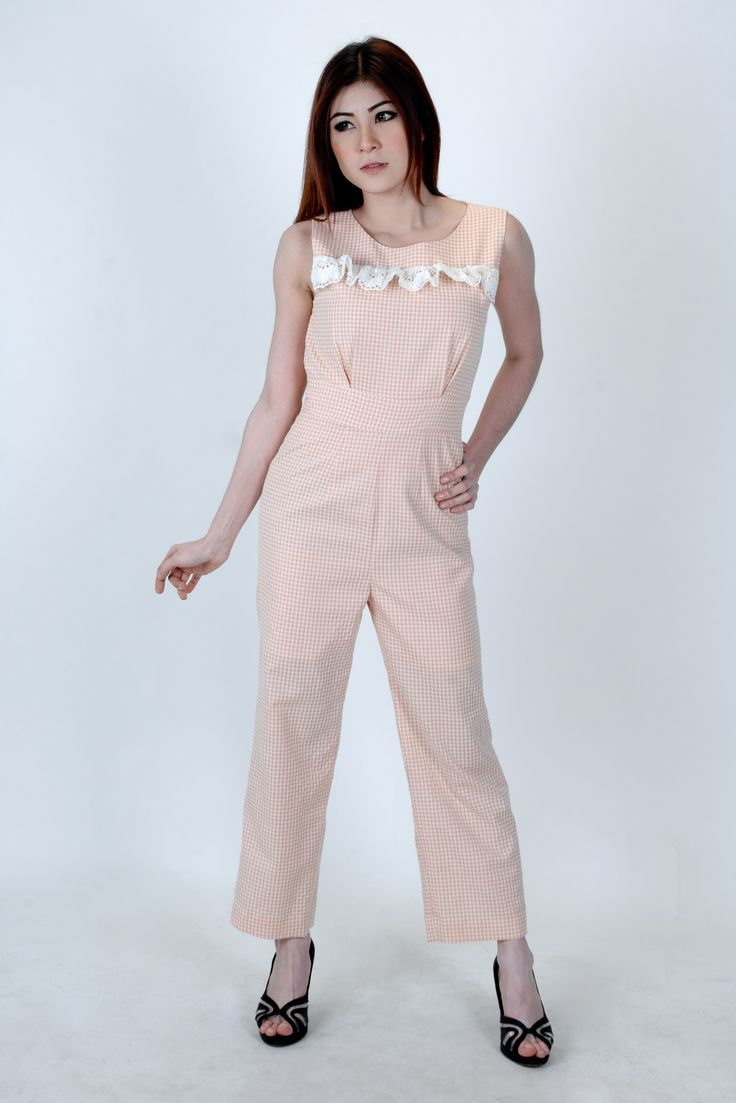 Jump suit from brand Yaya Kloset by yaya_shop be chic be intrend be you