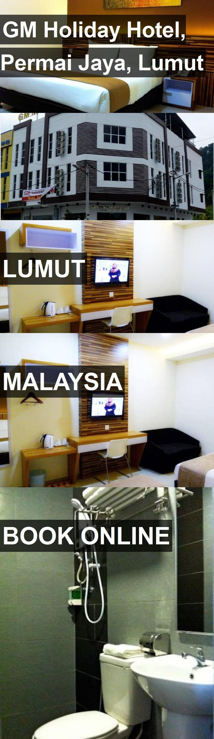 GM Holiday Hotel, Permai Jaya, Lumut in Lumut, Malaysia. For more information, photos, reviews and best prices please follow the link. #Malaysia #Lumut #travel #vacation #hotel