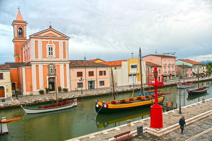 Find out just why Cesenatico is such a lovely little town in #Italy  #cesenaticobellavita