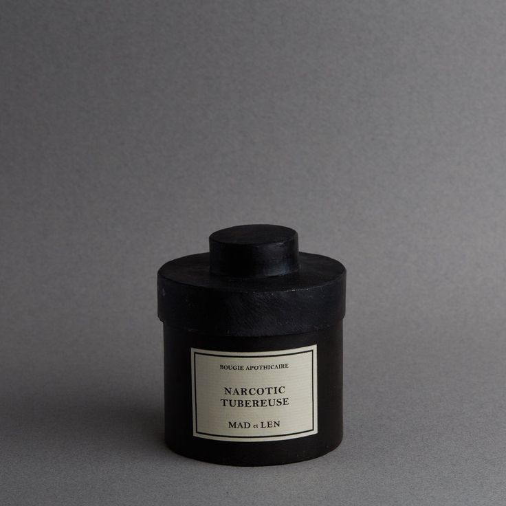 """Scout House - Mad et Len Candle """"Tubereuse Narcotic"""" 300g"""