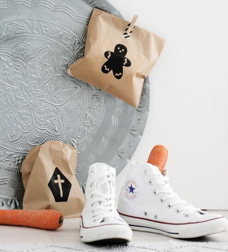 sint PAQT uit! Kijk op onze website voor deze gezellige kraftbags voor bij de schoen!