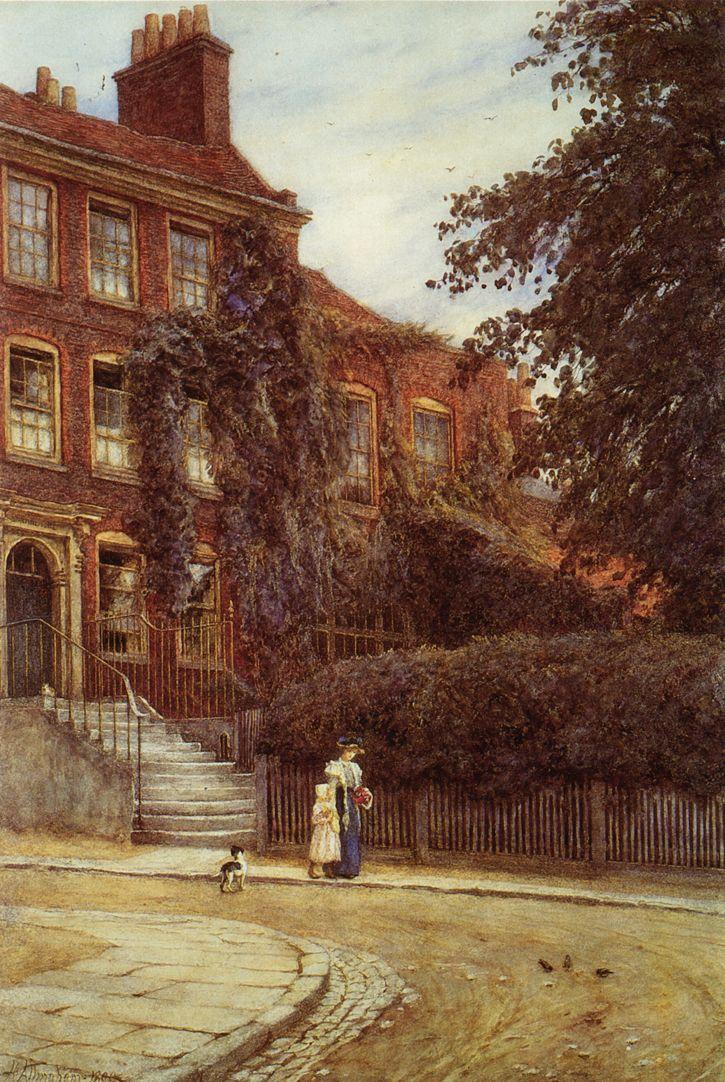 Helen Allingham (1848-1926):