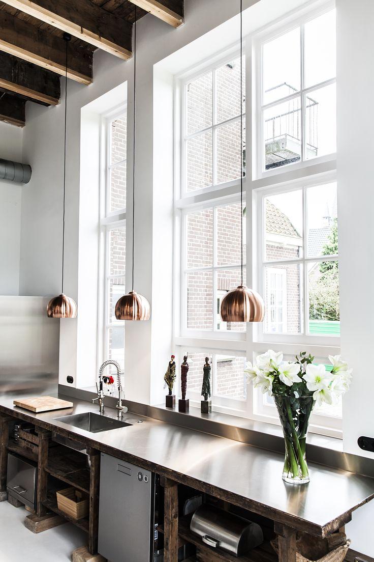 Meer dan 1000 ideeën over koperen keuken op pinterest   koperen ...
