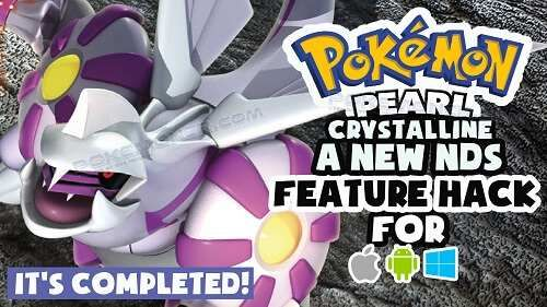 http://www.pokemoner.com/2018/02/pokemon-crystalline-pearl.html Pokemon Crystalline Pearl  Name: Pokemon Crystalline Pearl Remake From: Pokemon Pearl Remake by: Garnet__ Source - credit: pokecommunity.com/showthread.php?t=405973 Description:  It's a nds feature hack! Features: - Trainers have all similar strength but new pokemon - Trainers are around 15% harder level wise (as a scope Cynthia's ace is now 75) - League trainers (Gym Leaders E4 and Cynthia) all have six pokemon which all hold…