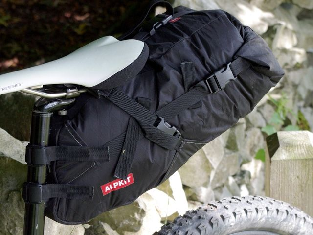Koala Seat Pack That S Lightweight And Durable Alpkit
