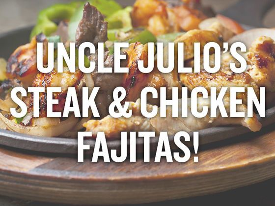 This recipe for Lilliana's favorite meal from Texas based restaurant Uncle Julio's is sure to add some spice to your life.
