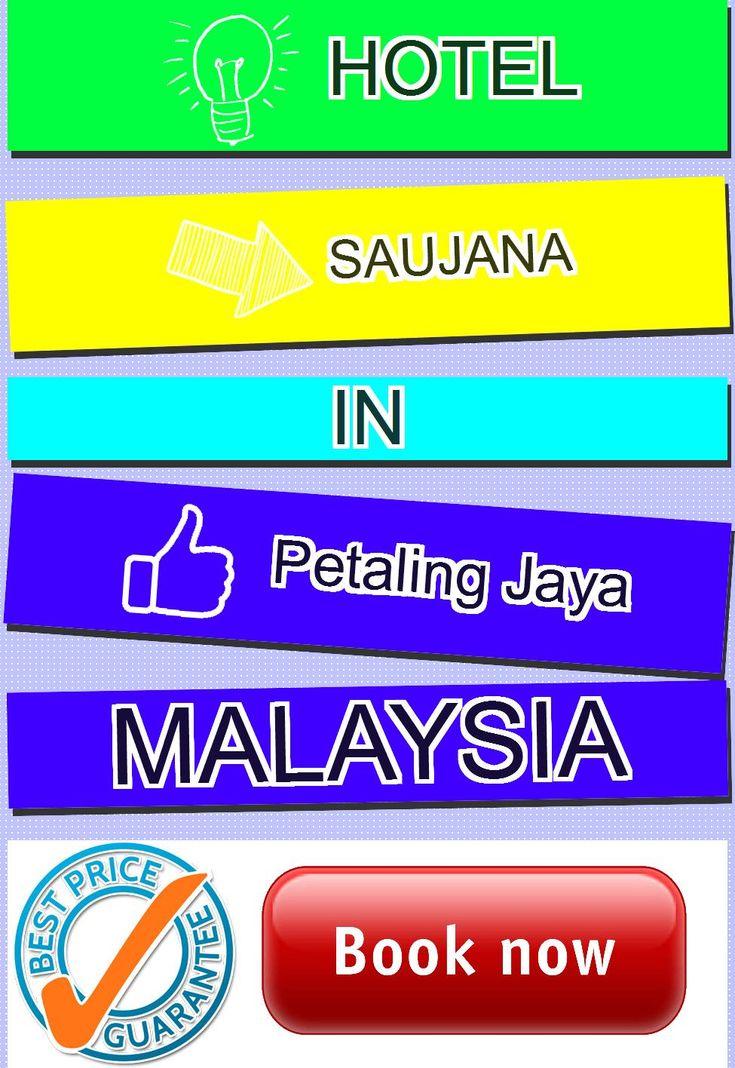Hotel SAUJANA in Petaling Jaya, Malaysia. For more information, photos, reviews and best prices please follow the link. #Malaysia #PetalingJaya #travel #vacation #hotel