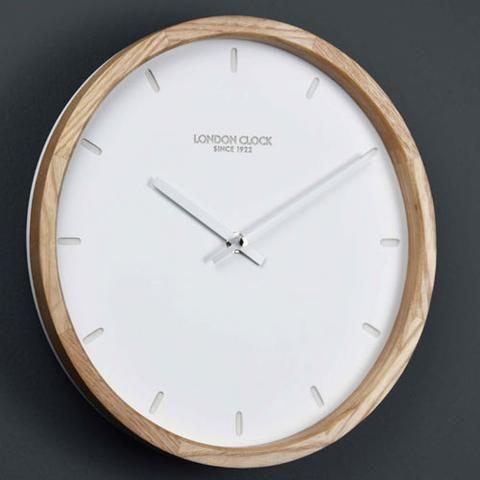 Wall Clock - Klokke - 25cm - London Clock Company