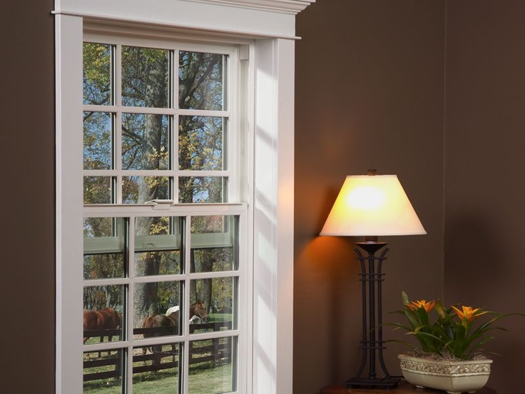Milgard Tuscany Double Hung Window Window Inspiration