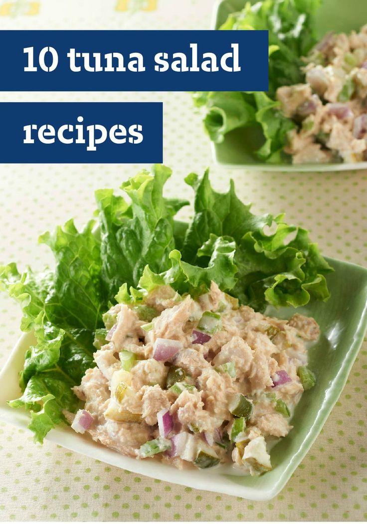 Best 25 classic tuna salad recipe ideas on pinterest for Recipes for tuna fish