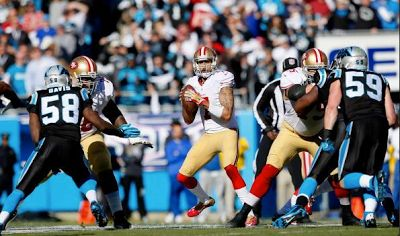 TD NFL: San Francisco 49ers win over Carolina Panthers to face Seattle in NFC Championship game