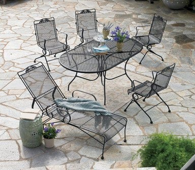 Meadowcraft Glenbrook Outdoor / Patio Dining « MyStoreHome.com – Stay At Home and Shop