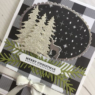 Stamped Sophisticates: Merry Little Christmas Cards from Stamping Up