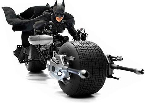 Batman: The Dark Knight – Scale 1:6 Batpod