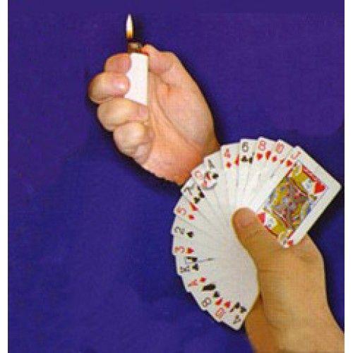 Da accendino a ventaglio di carte