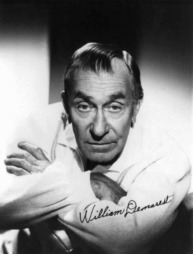 William Demarest