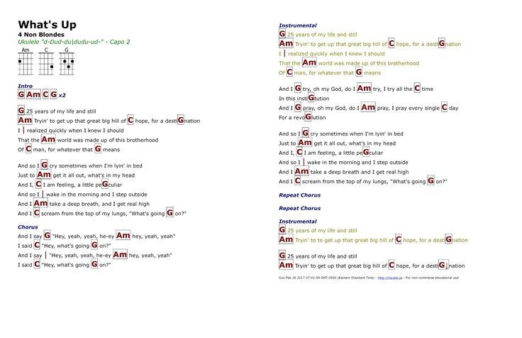 369 best Ukulele images on Pinterest | Sheet music, Ukulele chords ...