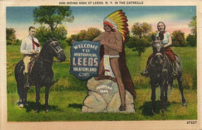 Thema Indianen 87X - Meest Noord Amerika-Gevarieerde partij uit div periodes -1906