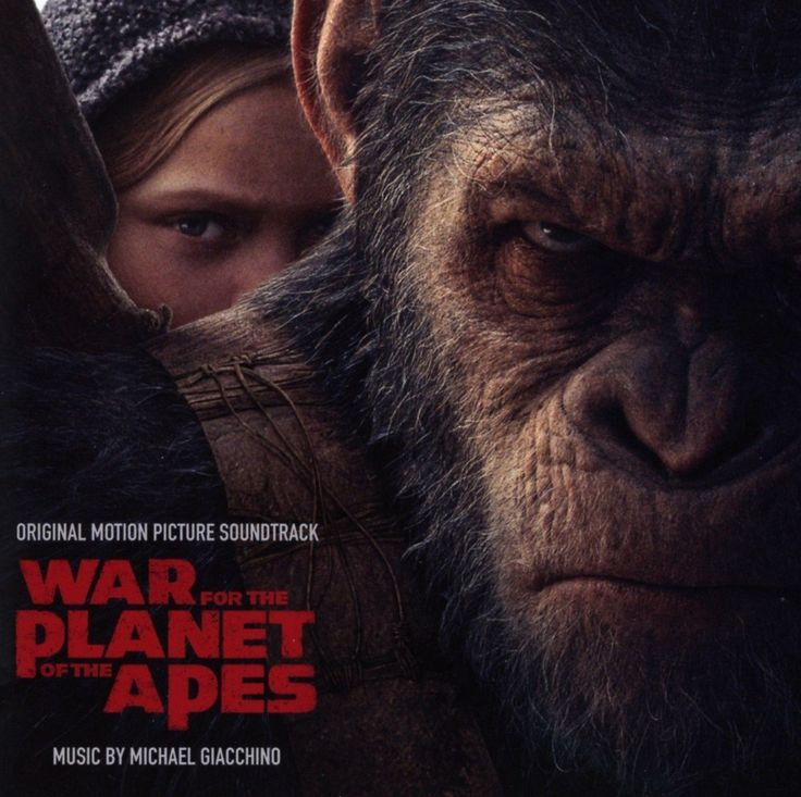 War for the Planet of the Apes by Michael Giacchino - film score review on mfiles