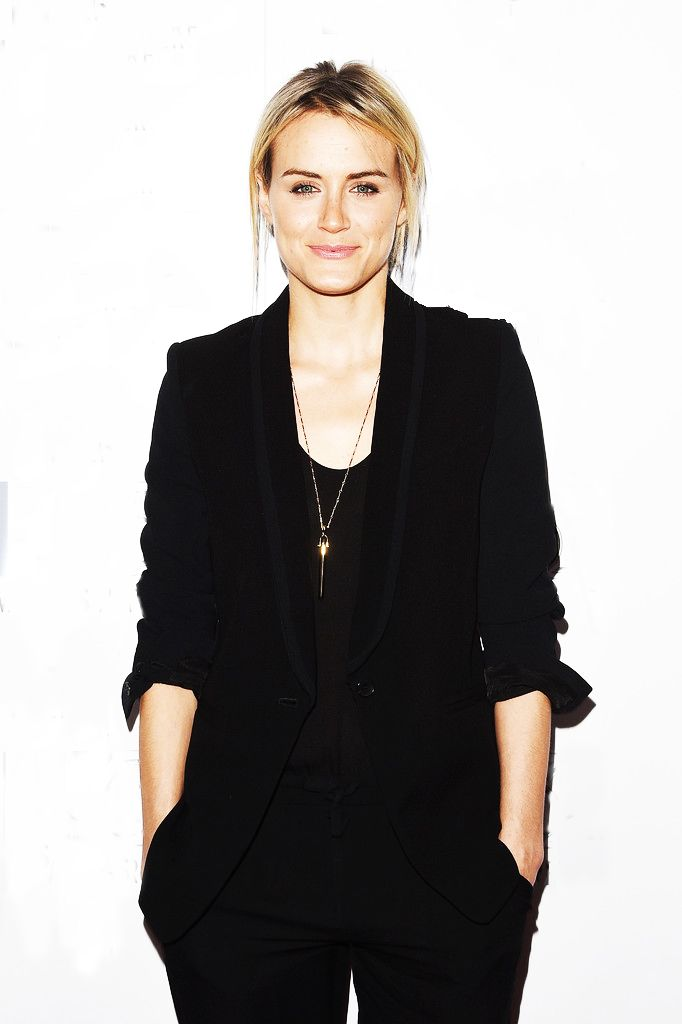 Taylor Schilling is just effortless