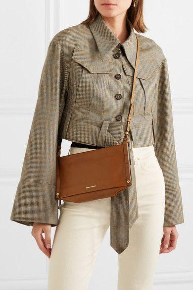 8a4d5e671e Isabel Marant - Drissa leather shoulder bag in 2019   Clarissa ...