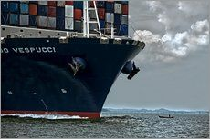Amerigo Vespucci container ship