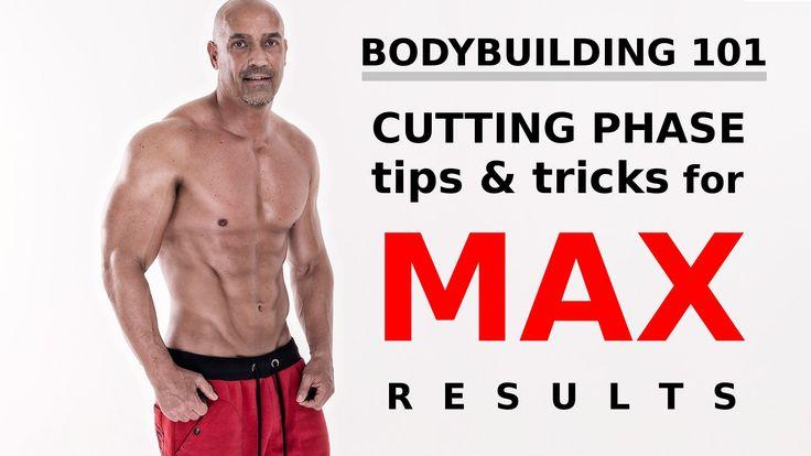 bodybuilding diätphase