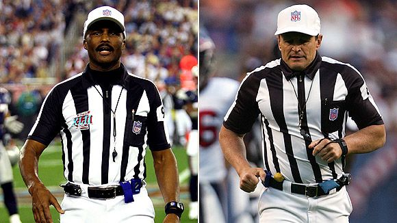 wish there was such a thing as fantasy football referees... more like football referee fantasies