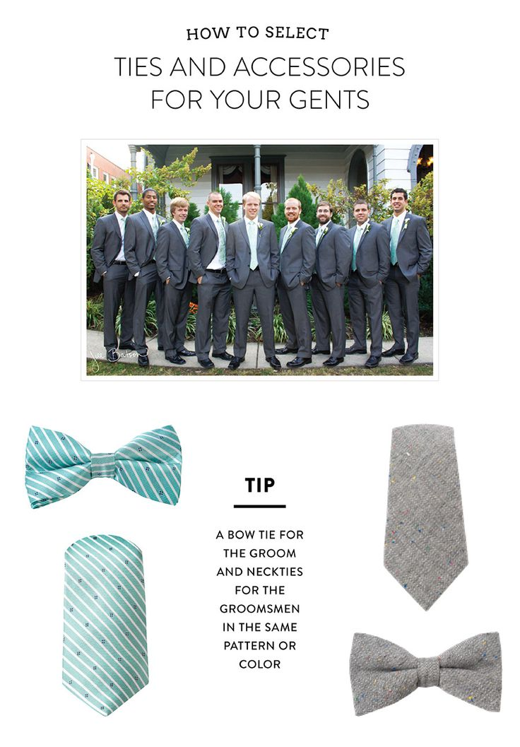 Accessories: The Tie Bar - www.thetiebar.com/wedding-ties?utm_source=StyleMePretty&utm_medium=Referral%20&utm_campaign=Wedding%20 Read More: http://www.stylemepretty.com/2015/04/09/accessorizing-your-groom-groomsmen-with-the-tie-bar/