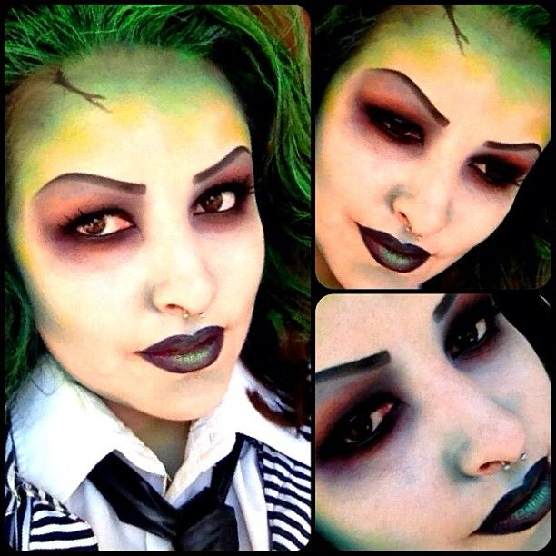 127 best beetlejuice costume inspiration images on pinterest photo by jennifercorona makeup by jennifer corona mrs beetlejuice beetlejuice costume diybeetlejuice solutioingenieria Gallery