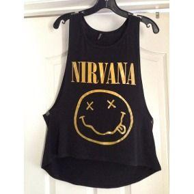Resultado de imagem para camisetas nirvana de rock emo
