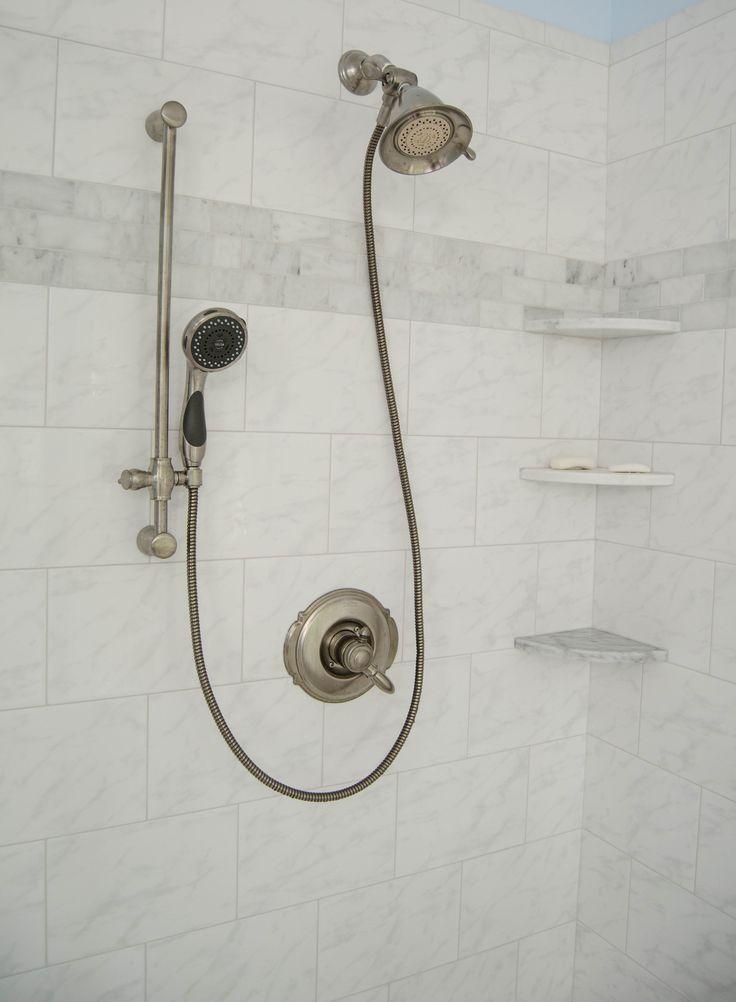 Crisp Clean Updated Bathroom Curtsey Of Re Bath Of