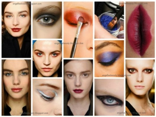 Fall 2013 Makeup Trends (Including Drugstore Options)