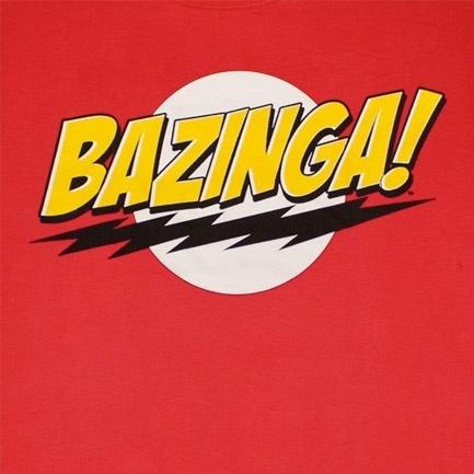 "Finally saw Sheldon say ""Bazinga""-- the same night I finally heard ""Soft Kitty""!"