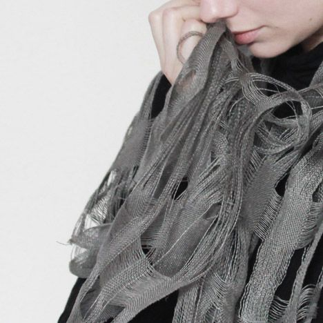 Scent infused textiles