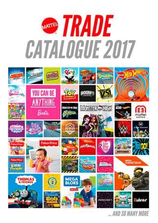 mattel catalog 2017 – issuu Search