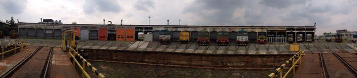 Rotonda locomotive Torino