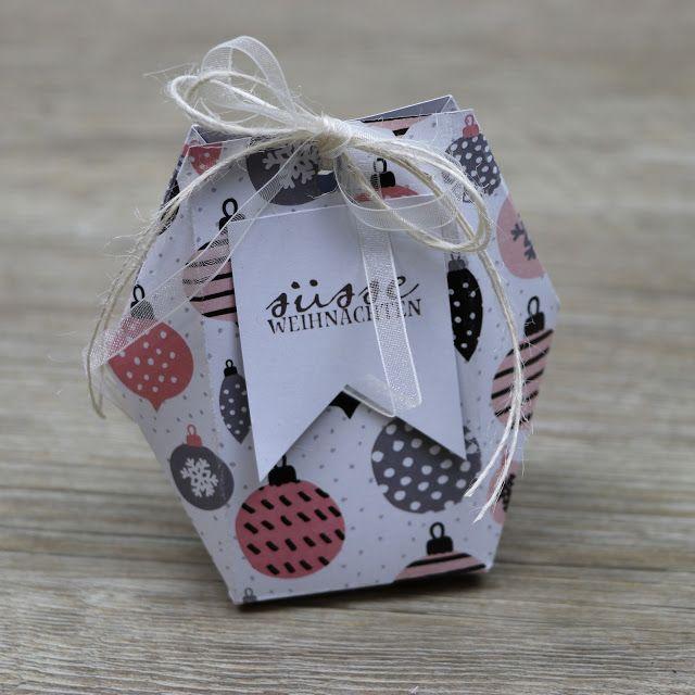 Raffinierte Faltbox Anleitungen Geschenkbox Verpackung